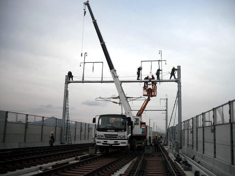 鉄道関係工事
